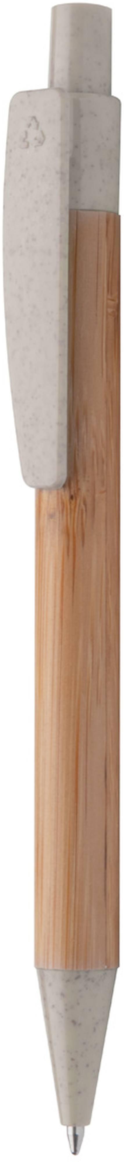 Boothic bambusové kuličkové pero