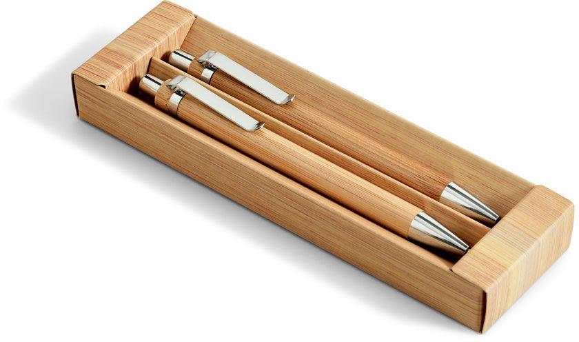 Greeny sada kuličkového pera a mechanické tužky