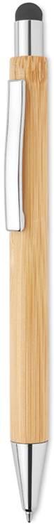 Bayba Propiska a stylus z bambusu