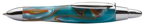 Modré kuličkové pero André Philippe