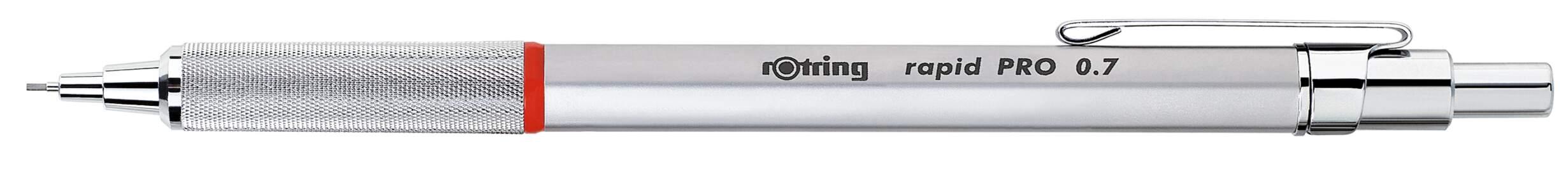 Rapid PRO stříbrná mikrotužka
