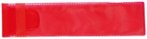 Červené pouzdro na pero