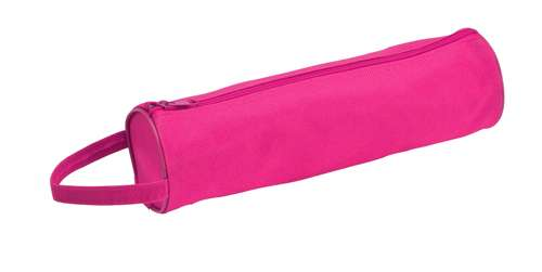 Celes růžové pouzdro na tužky