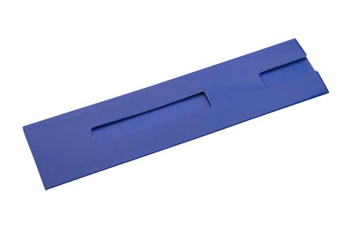 Menit modré pouzdro na pera