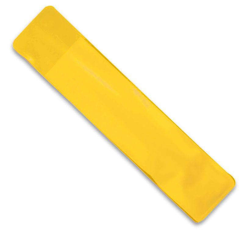 PVC obal na pero žlutý