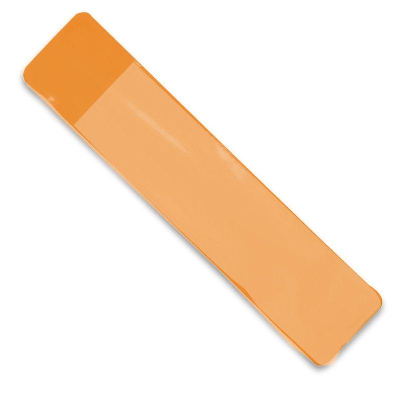 PVC obal na pero oranžový
