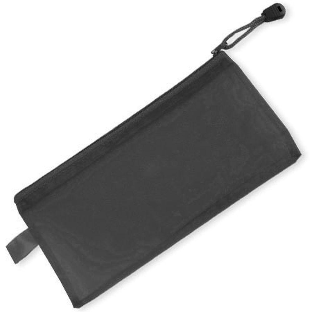 Pouzdro na tužky  - průhledné, černé