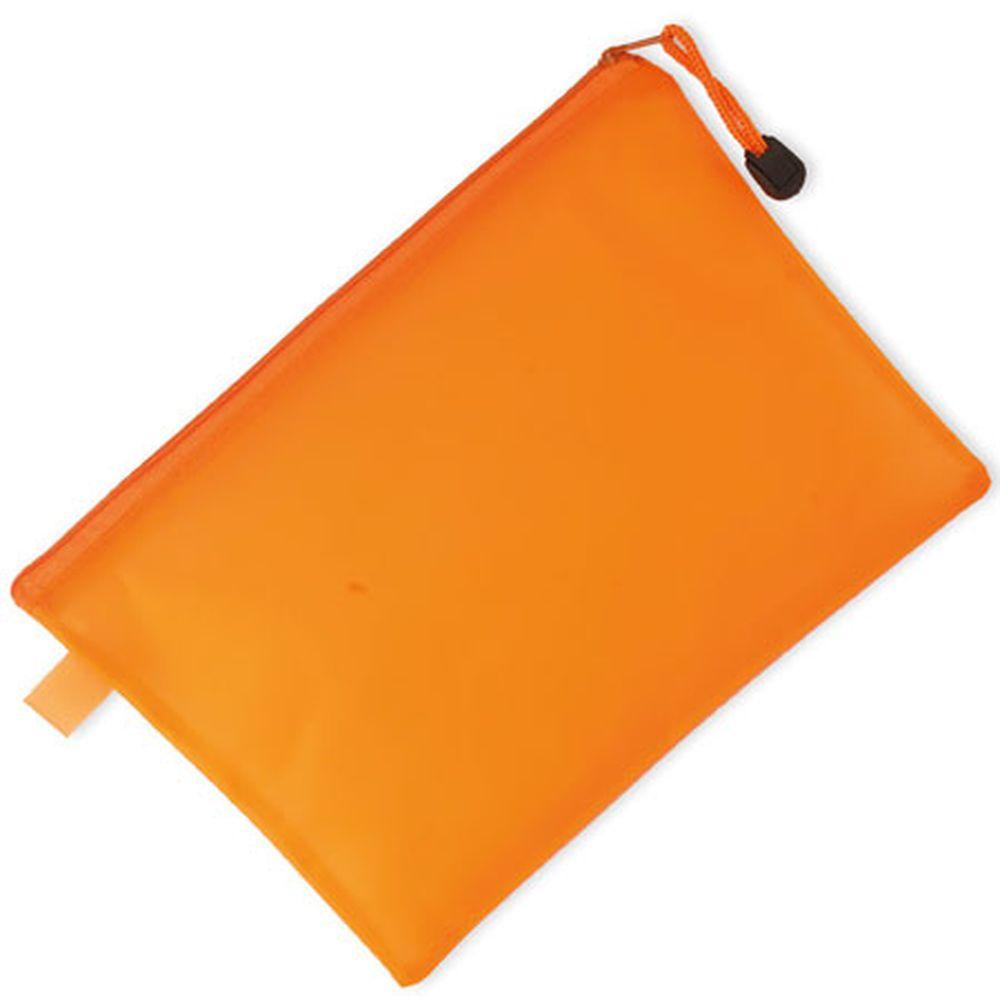 Kapsička oranžová s potiskem