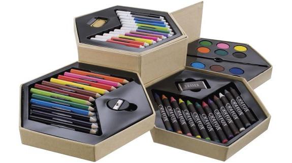 Barvičky 52 kusů