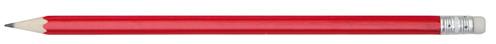 Graf červená tužka s potiskem