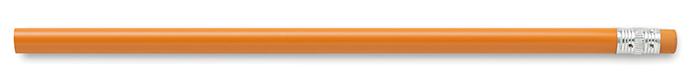 Fluorescenční tužka s gumou s potiskem