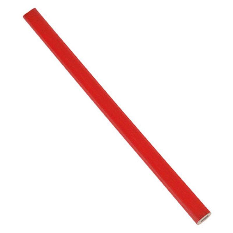 Tesařská tužka červená s potiskem