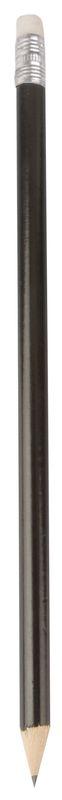 Dřevěná tužka černá
