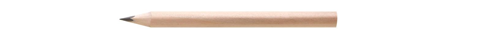 Tužka krátká, trojhranná TRIA S