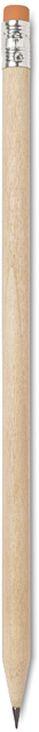 Stomp Dřevěná tužka s gumou