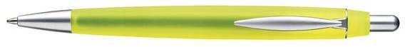 Albany žluté kuličkové pero