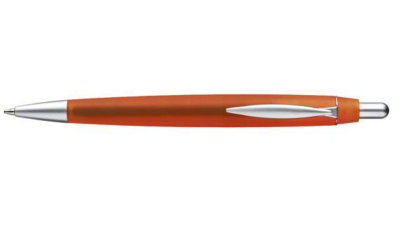 Albany oranžové kuličkové pero