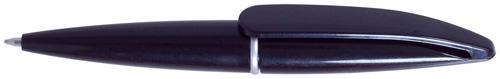 Hall černé mini pero s potiskem