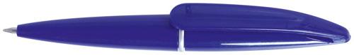 Hall modré mini pero