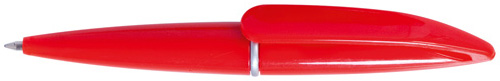 Hall červené mini pero