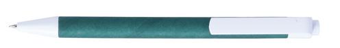 Ecolour zelené kuličkové pero