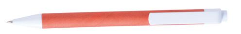 Ecolour oranžové kuličkové pero