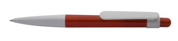 Melbourne červené kuličkové pero s potiskem