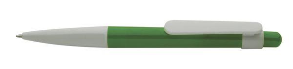 Melbourne zelené kuličkové pero
