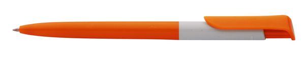 Perth oranžové kuličkové pero