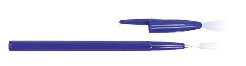 Universal modré pero s potiskem