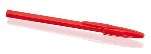 Universal červené pero