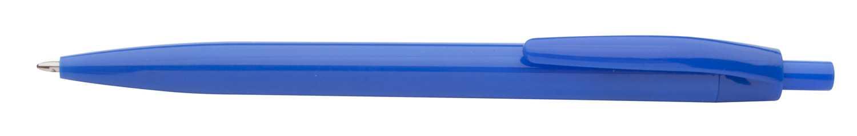 Leopard modré kuličkové pero