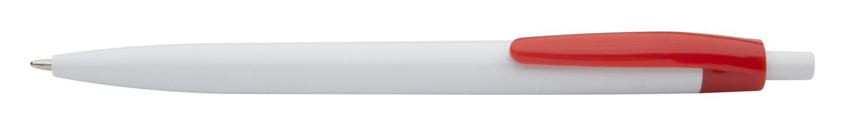 Snow Leopard červené kuličkové pero