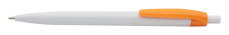 Snow Leopard oranžové kuličkové pero