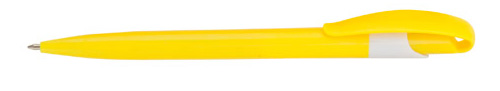 Bicon žluté kuličkové pero