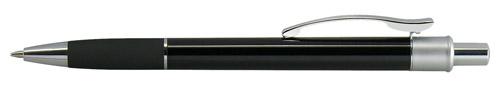 Style černé kuličkové pero
