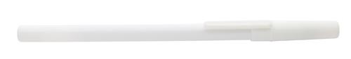 Elky bílé kuličkové pero