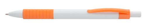Samoa oranžové kuličkové pero s potiskem