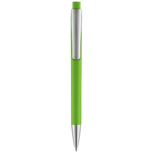 Zelené kuličkové pero Pavo