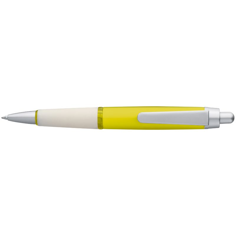 Kuličkové pero žluté