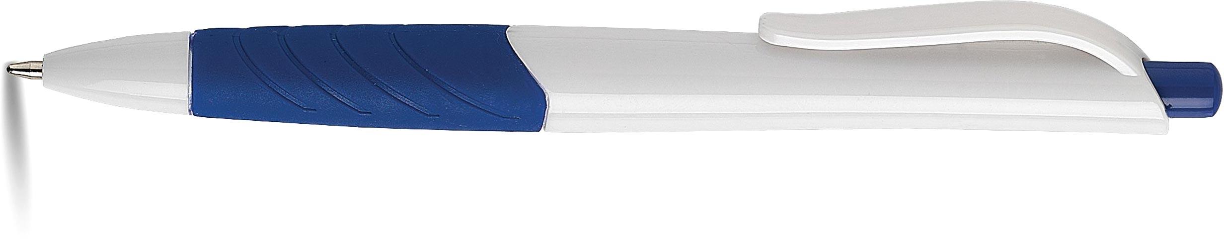 ANGUS Kuličkové pero modré s potiskem