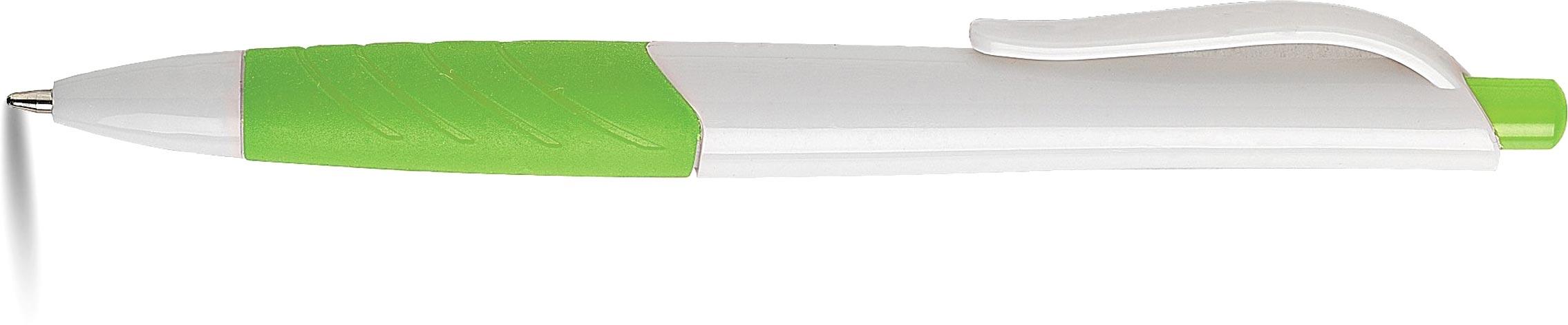 ANGUS Kuličkové pero světle zelené