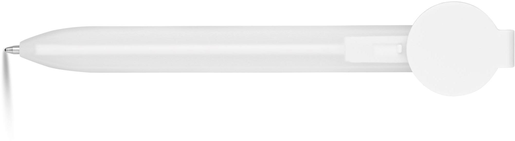 COOKIE Kuličkové pero bílé