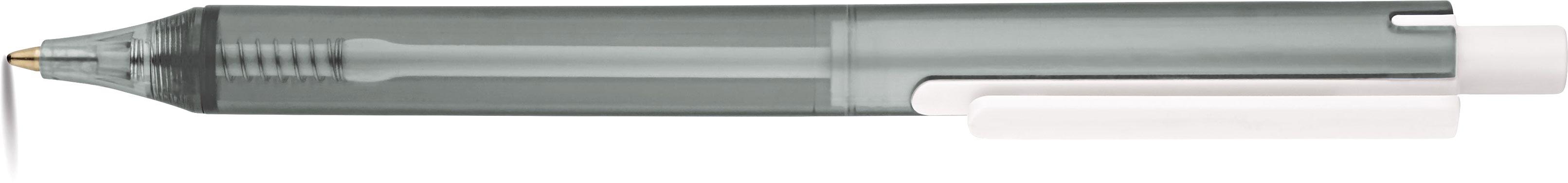 MILA Kuličkové pero černé