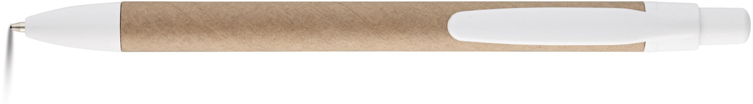 REMI Kuličkové pero bílé