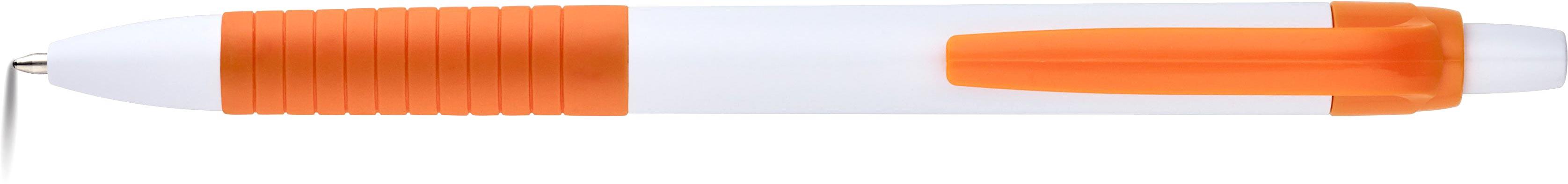 AERO Kuličkové pero oranžové