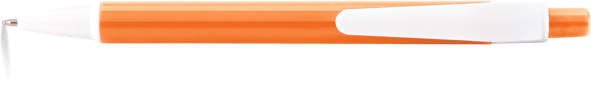 AMER Kuličkové pero oranžové