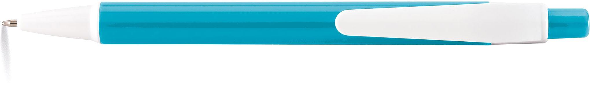 AMER Kuličkové pero světle modré