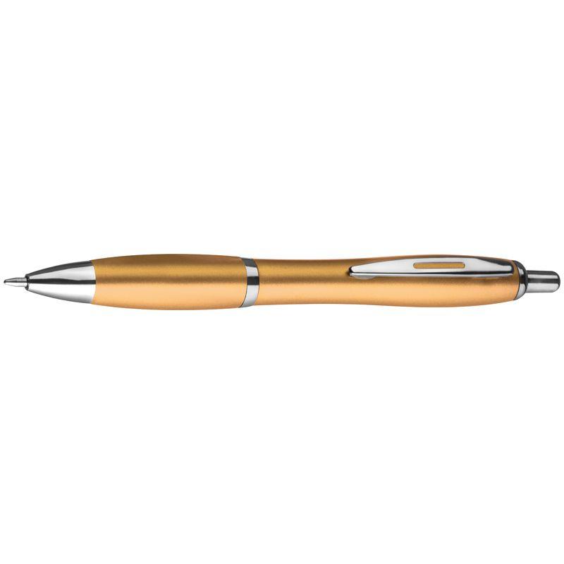 Kuličkové pero zlaté
