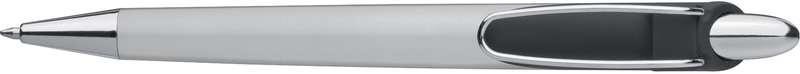 Plastové kuličkové pero s velkou sponou
